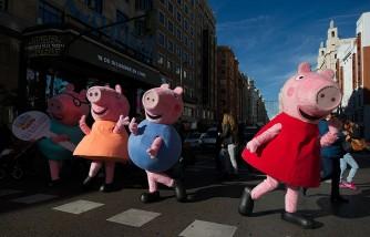 Fake 'Peppa Pig' Videos On YouTube