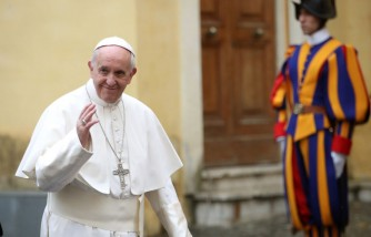 Teen Plotted Pope Francis' Assassination
