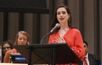 Anne Hathaway Shares One Thing She Regrets Doing With Her Son: 'I Wish I Haven't Done It'