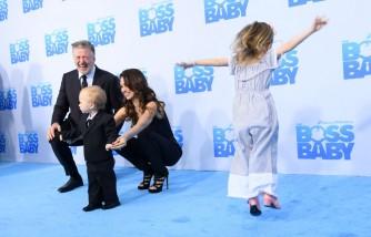 Alec Baldwin's Boss Baby