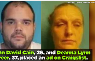 Couple 'Sells' Baby On Craigslist For $3k; Sold Elder Sister In The Past