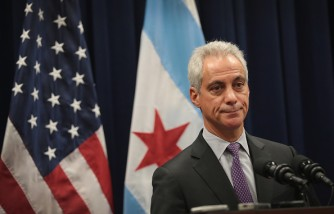 Chicago Mayor Rahm Emmanuel