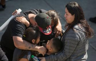Murder Suicide Shooting At Elementary School In San Bernardino Kills Three And Injures One