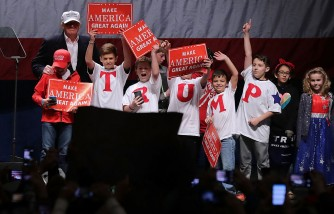 Trump's Effect On Families: How The President Makes Parenting Hard For American Moms & Dads