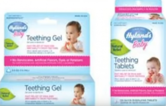 Hyland's Baby Teething Tablets and Gel