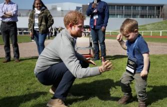 Prince Harry Ready For Fatherhood