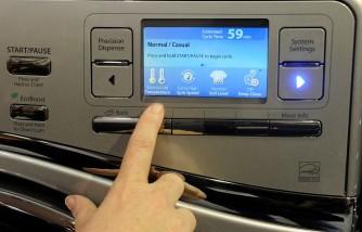U.S. Schools Have Laundry Machines