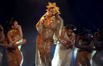 Beyonce Fat-Shamed For Being Pregnant With Twins