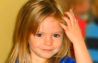 Three-year-old, Madeleine McCann's photo.