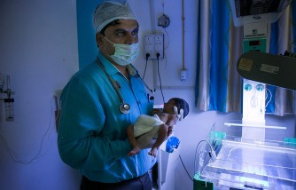 Parasitic Twin 'Feeds Off' Sibling: Indian Baby Born With Extra Head And Hands On Her Stomach