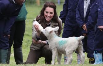 Kate Middleton Teaches Her Kids Spanish