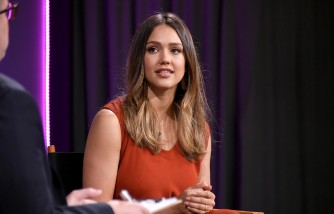 Jessica Alba On Motherhood: 'Your World Gets Turned Completely Upside Down'