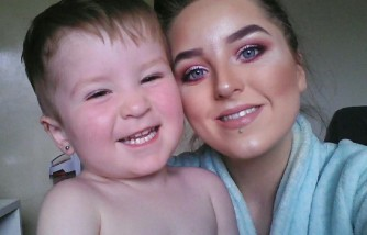 Mom Shows What Happens When You Leave Your Fake Tan Within Reach Of Your Kids