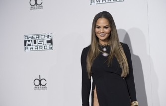 Check Out Chrissy Teigen Breastfeeding Miles And Luna's Baby: I Guess I Have Twins Now