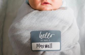 Top 20 Baby Names of 2020