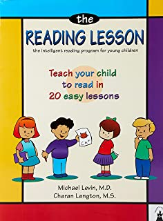 The Reading Lesson: Teach Your Child to Read