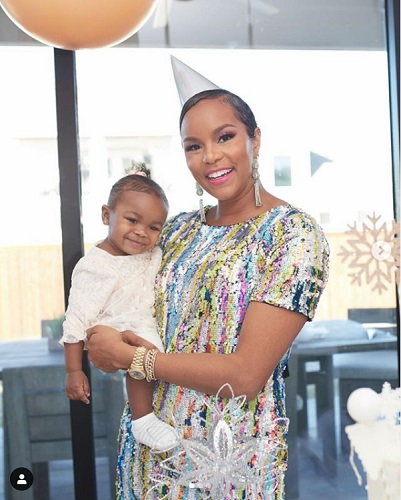 Letoya Luckett of Destiny's Child is Overjoyed for Being Pregnant To Second Child