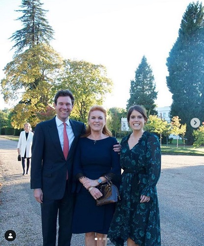 Princess Eugenie is Suspected to Be Pregnant