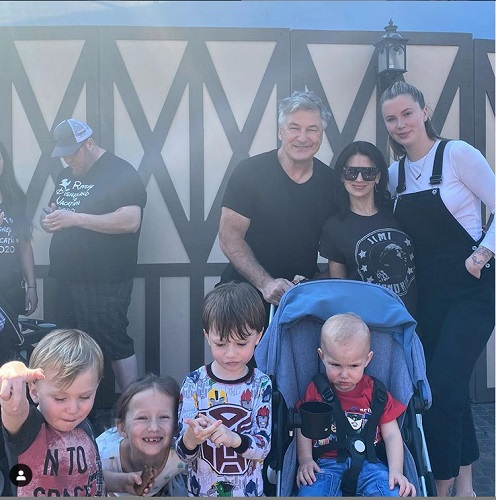 Alec and Hilaria Baldwin Is Expecting Their Fifth Child After Two Heartbreaking Miscarriages