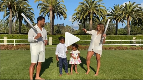 Ciara and Russell Wilson Had an Adorable Gender Reveal