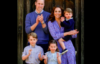 Prince George Would Rather Do Princess Charlotte's Homeschool Projects