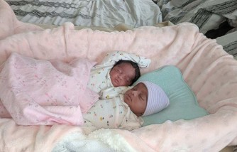 COVID-19 Positive Mom Who is in Coma Gives Birth to Twins