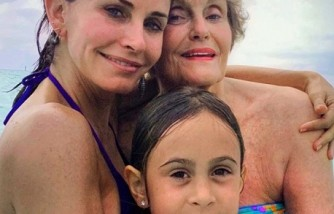 Coco Arquette Grills Mom Courteney Cox About Pregnancy and Parenthood
