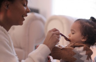 What to feed baby?