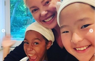 Katherine Heigl Exposed About Getting Ready to Explain Racial Injustice to Black Daughter