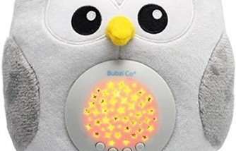 These Adorable Stuffed Sleep Soothers Would Surely Make Your Baby Fall Asleep in No Time [Amazon]